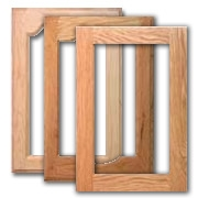 custom cabinet doors and drawer fronts made to your exact si