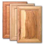 mitered raised panel doors