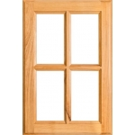 Adobe French Lite Cabinet Door (4 Lites)