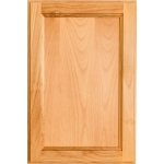 The Adobe Recessed Panel Cabinet Door