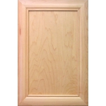 Normandie Unfinished Kitchen Cabinet Door