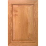 Pinnacle Unfinished Kitchen Cabinet Door
