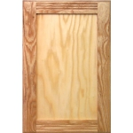 Pueblo Kitchen Cabinet door