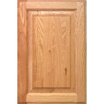The Revere Raised Panel Cope & Stick Cabinet Door