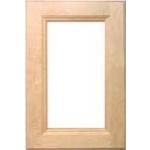 Trenton Glass Ready Cabinet Door