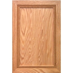 The Woodhaven Unfinished Kitchen Cabinet Door