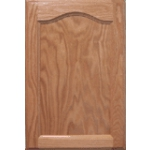 The Cottage Single-Arch, Inset Panel, Cabinet Door